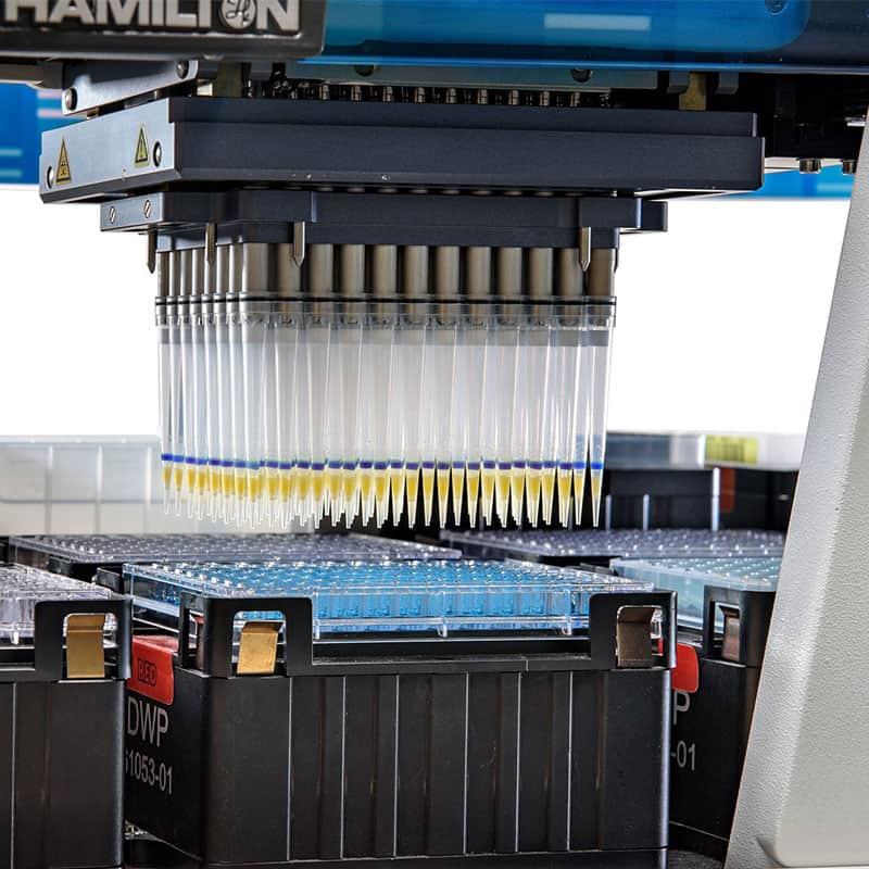 XTR - Hamilton 300 μL CO-RE tips
